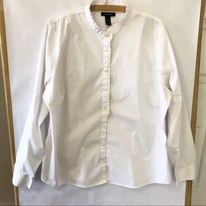 Lands' End Long Sleeves Shirt